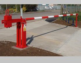 Lift Arm Barriers