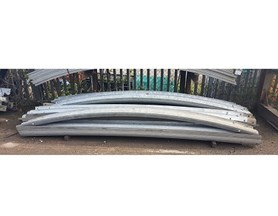 Used radius Barrier